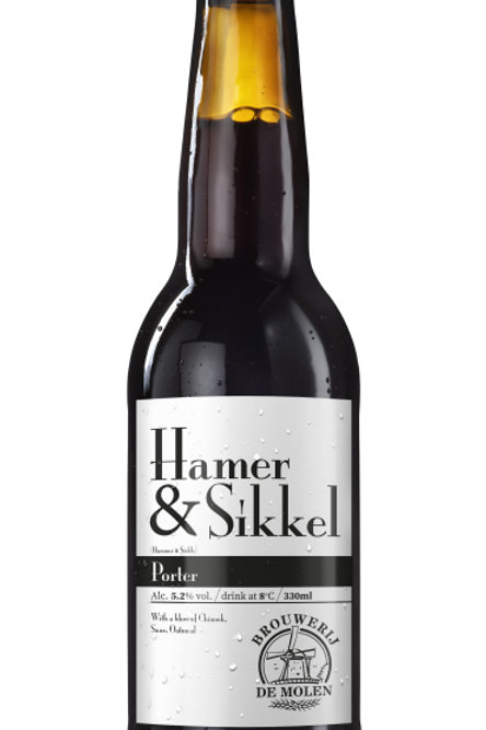 De Molen Hamer & Sikkel Porter 0,33l