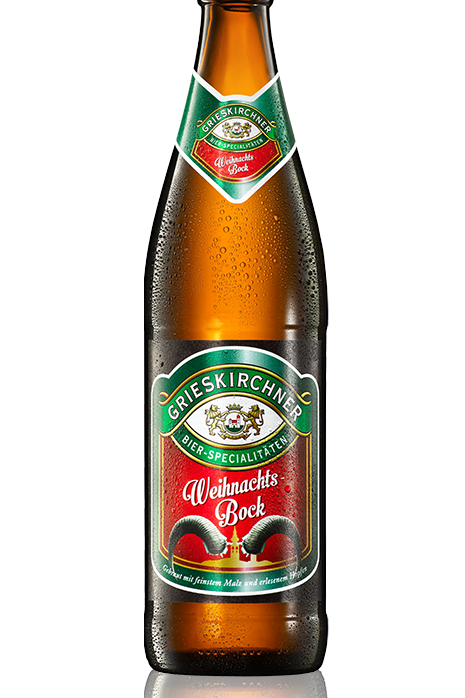 Grieskirchner Weihnachtsbock 0,5l