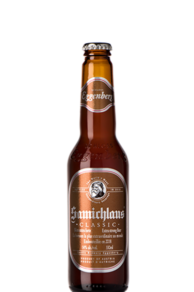 Eggenberger Samichlaus classic 0,33l