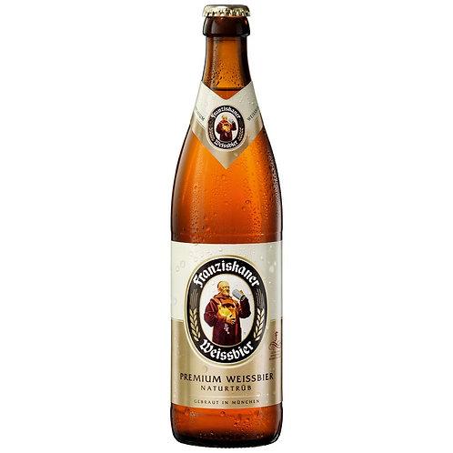 Franziskaner Weissbier hell 0,5l