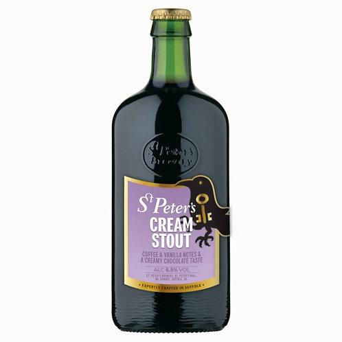St. Peter's Cream Stout 0,5l
