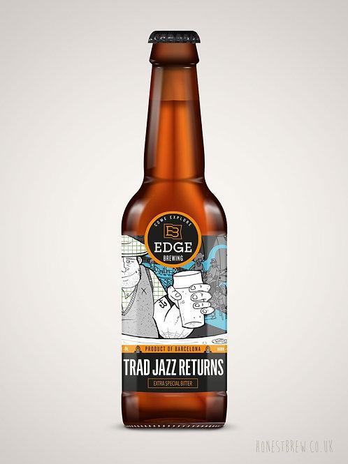 Edge Brewing Trad Jazz Returns 0,33l