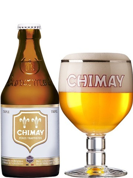 Chimay blanche 0,33l
