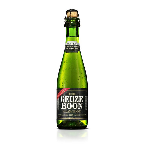 Oude Geuze Boon 0,375l