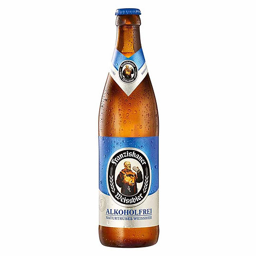 Franziskaner Weissbier alkoholfrei 0,5l