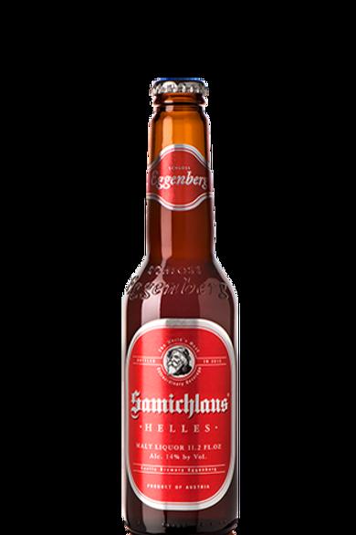Eggenberger Samichlaus Helles 0,33l