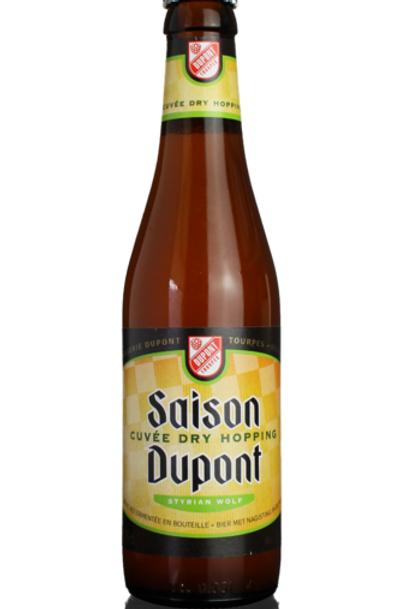 Saison Dupont Cuvée dry hopping 0,33l