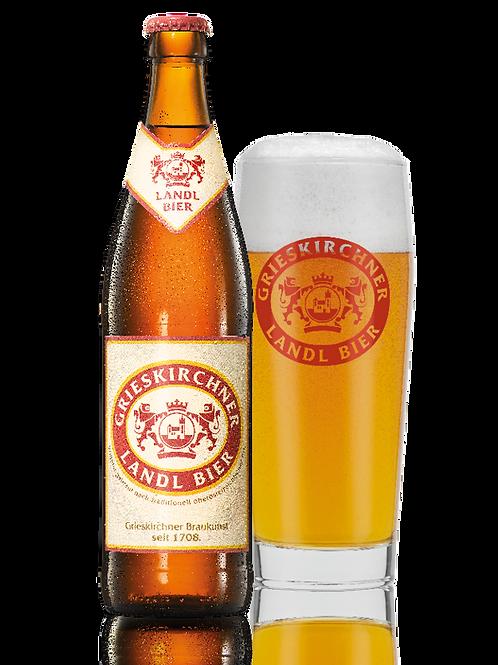 Grieskirchner Landl Bier 0,5l