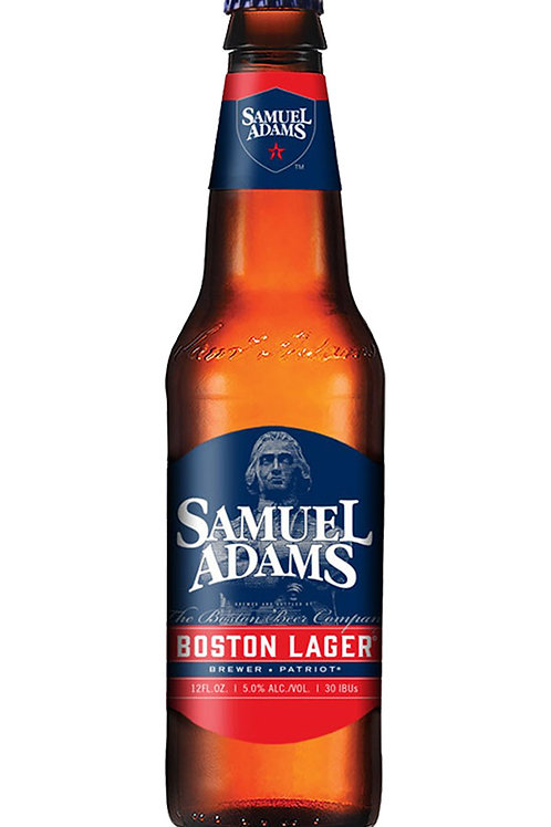Sam Adams Boston Lager 0,33l