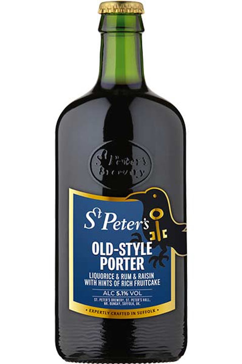 St. Peter's Old Style Porter 0,5l