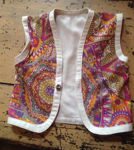 Psychodelic Vest