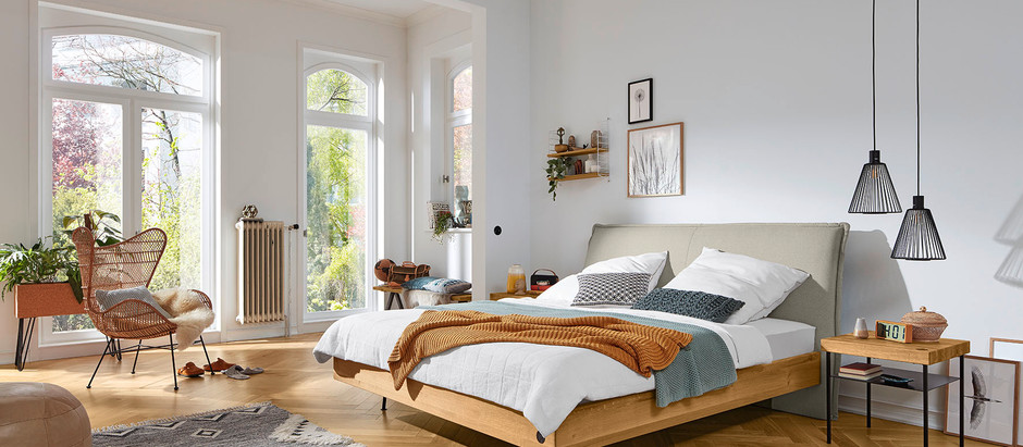Gesund schlafen - mit Expertentipps zum perfekten Bett