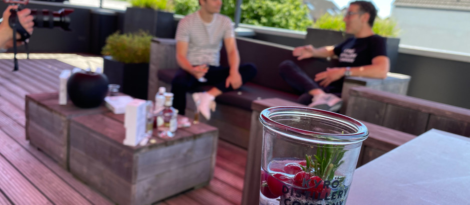 Virtuelles Gin-Tasting mit David Martin Visedo
