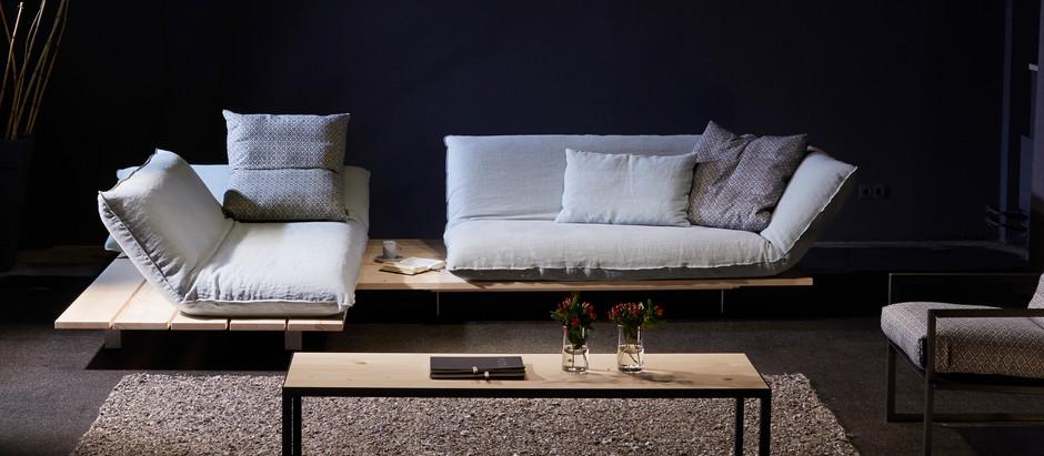 Sofas - Funktionalität vs. Design