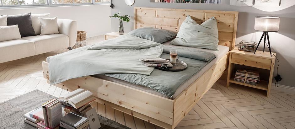 Mit Zirbelholz noch gesünder schlafen