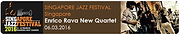 Enrico Rava New Quartet - Singapore
