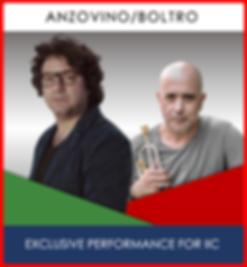 Anzovino/Boltro Duo - Exclusive Performance