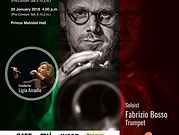 Fabrizio Bosso with Thailand Philharmonic Orchestra - Bangkok, Thailand