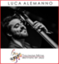 Luca Alemanno Thelonious Monk Institute Of Jazz