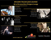 Bulgari Italian Jazz Lounge