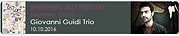 Giovanni Guidi Trio - Shenzen, China