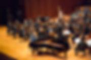 Stefao Bolani with Thailand Philharmonic Orchestra - Bangkok, Thailand