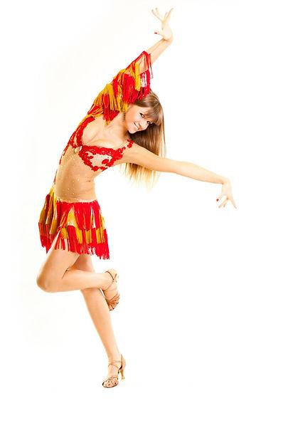 Espaniola | Aleksandra Długosz-Bidzińska | taniec towarzyski | salsa w parach | latino solo | Żyrardów | Grodzisk Mazowiecki