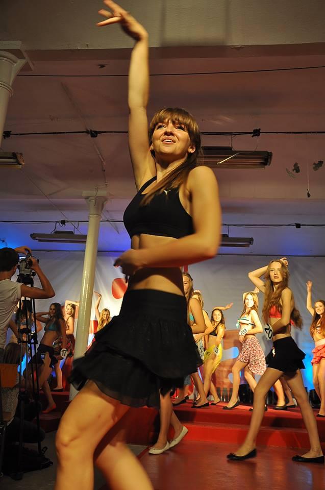 Choreograf Miss Ziemii Żyrardowskiej