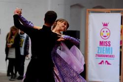 Walc wiedeński - pokaz tańca