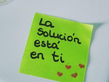 La solución está en ti