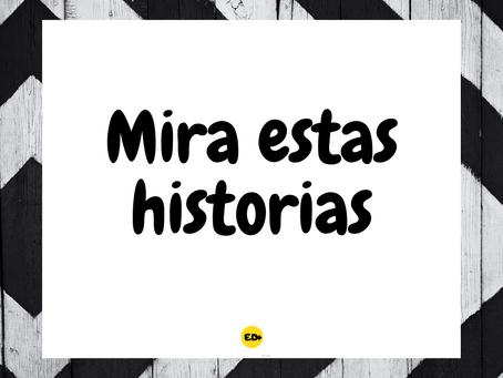 MIRA ESTAS HISTORIAS REALES