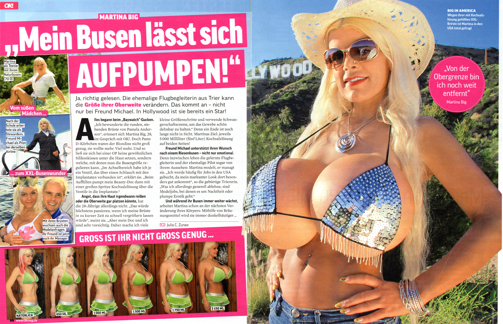 OK! Magazine (Germany) Issue 10-2017