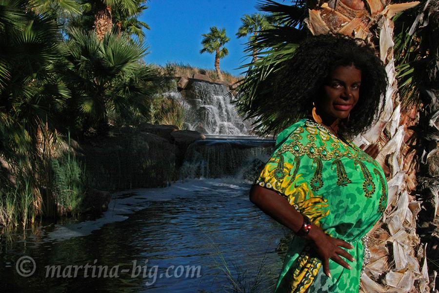 Martina Big - palm dreams