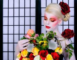 Roses Geisha