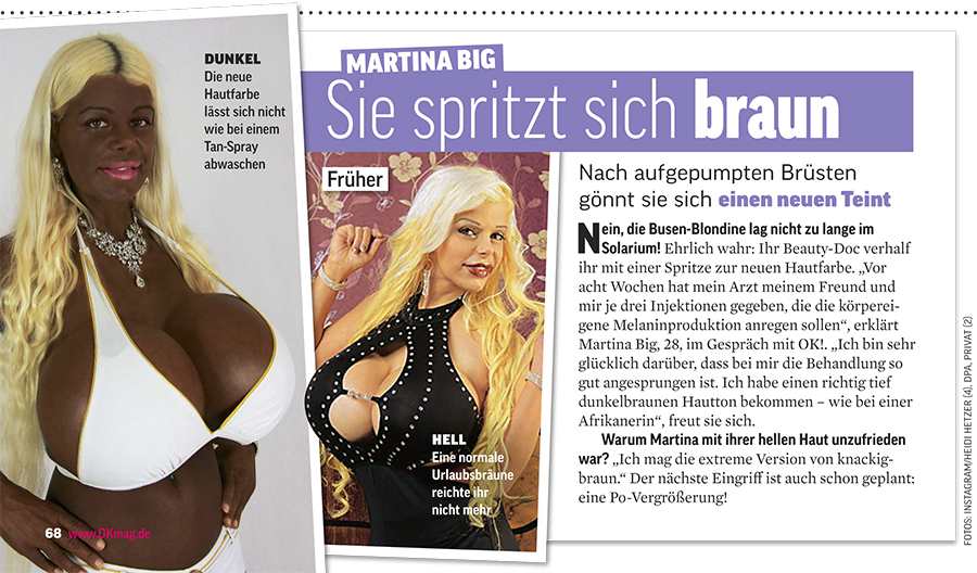 OK! Magazine (Germany) Issue 13-2017