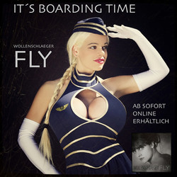 "Promocover for the Single ""Fly"""