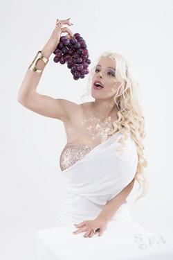 Wine Goddess Libera