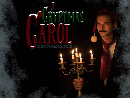 """A Cryptmas Carol"" now Streaming!"