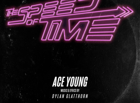 """LISTEN TO THE SINGLE """"THE SPEED OF TIME"""" FEAT. ACE YOUNG"""