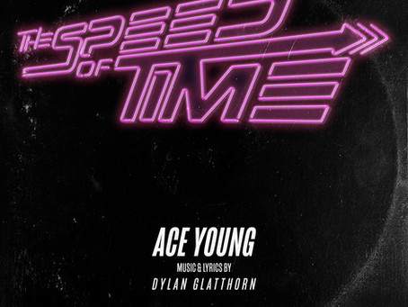 "LISTEN TO THE SINGLE ""THE SPEED OF TIME"" FEAT. ACE YOUNG"