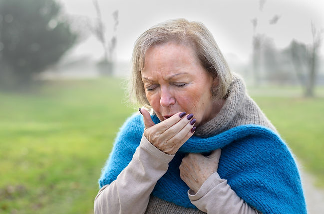 Respiratory conditions with Suzy Battle, Physiotherapist in South Wales