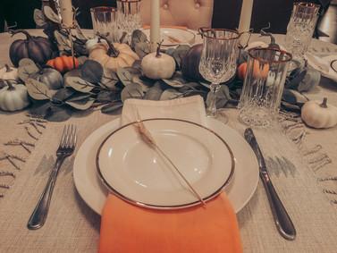 A Thanksgiving in Quarantine