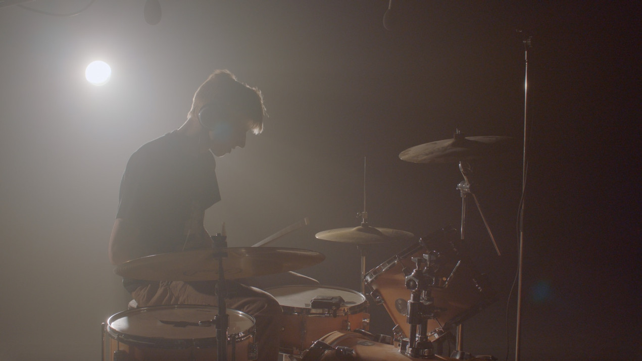 Music video - Drum solo