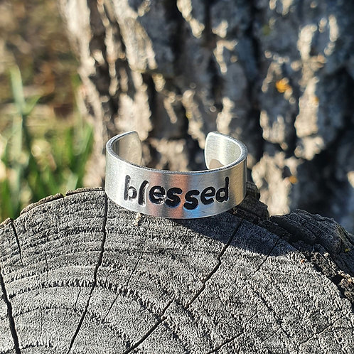 """""""Blessed"""" Ring (Sizes 4-7)"""