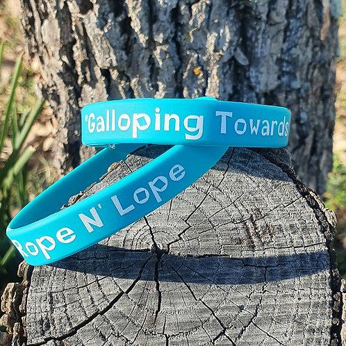 Rope N' Lope Wristband