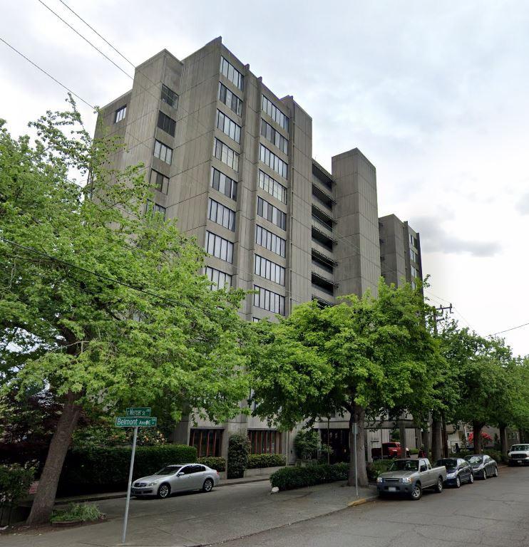 The Shannon Condominium 601 Belmont Ave E. Google, 2019