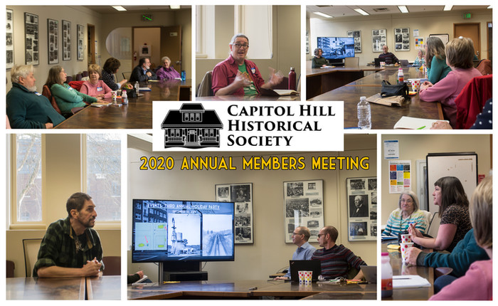 Historical Society Doings For The 2nd Half of 2019 and Plans For 2020