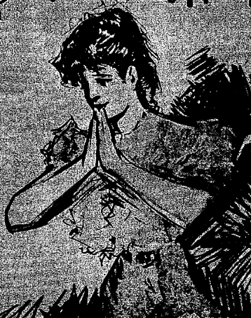 1909-06-20 Seattle Times - Drawing of My
