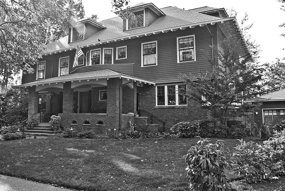Anson Burwell House. Image: Millionairesrow.net