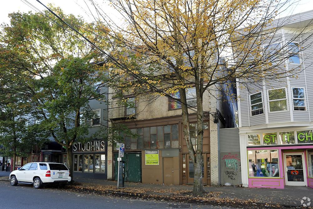 715 E Pike St. Image: LoopNet